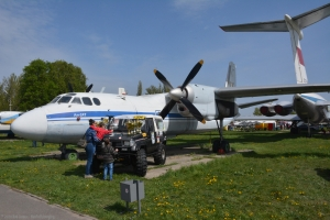 Kiev - Aeroplanes and Helicopters